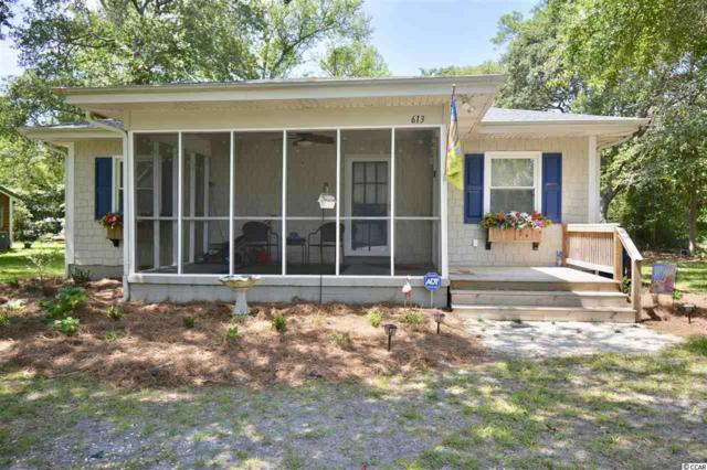 613 40th Ave. S, North Myrtle Beach, SC 29582 (MLS #1916061) :: The Hoffman Group