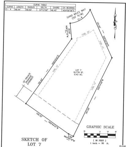 6006 Sandy Miles Way, Myrtle Beach, SC 29577 (MLS #1916076) :: SC Beach Real Estate
