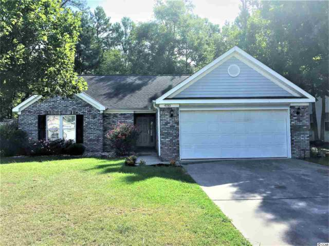 4010 Manor Wood Dr., Myrtle Beach, SC 29588 (MLS #1916131) :: Jerry Pinkas Real Estate Experts, Inc