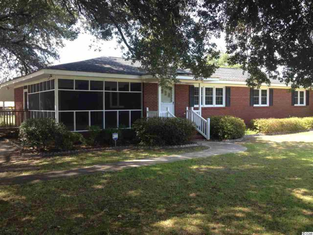 8312 Carvers Bay Rd., Hemingway, SC 29554 (MLS #1916134) :: The Hoffman Group