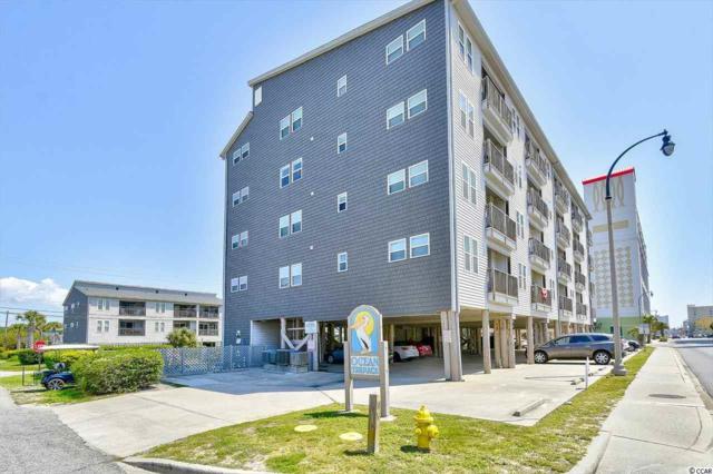 2001 N Ocean Blvd. B-2, North Myrtle Beach, SC 29582 (MLS #1916146) :: Jerry Pinkas Real Estate Experts, Inc