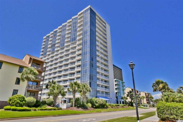 5511 N Ocean Blvd. #202, Myrtle Beach, SC 29577 (MLS #1916163) :: Keller Williams Realty Myrtle Beach