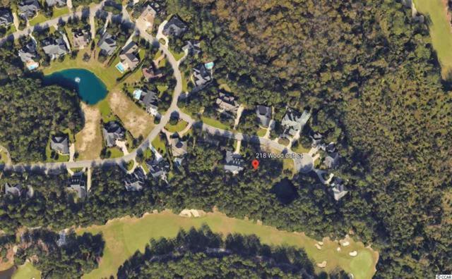 218 Wood Cut Ct., Murrells Inlet, SC 29576 (MLS #1916177) :: The Litchfield Company