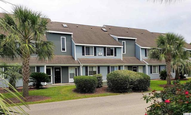 1890 Colony Dr. 17N, Surfside Beach, SC 29575 (MLS #1916231) :: The Hoffman Group