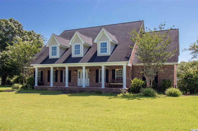 4005 Copperhead Rd., Conway, SC 29527 (MLS #1916270) :: The Lachicotte Company