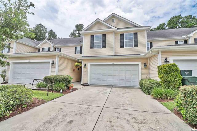 1134 Fairway Ln. #1134, Conway, SC 29526 (MLS #1916297) :: The Litchfield Company