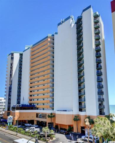 2710 N Ocean Blvd. #1602, Myrtle Beach, SC 29577 (MLS #1916401) :: Garden City Realty, Inc.