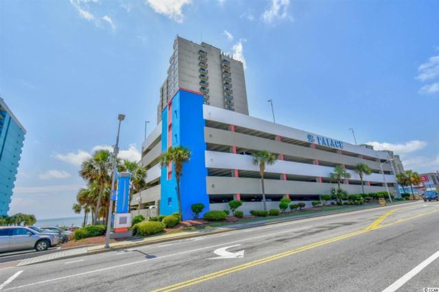 1605 S Ocean Blvd. #410, Myrtle Beach, SC 29577 (MLS #1916417) :: The Hoffman Group