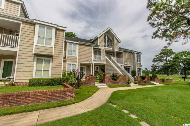 3853 Myrtle Pointe Dr. #28, Myrtle Beach, SC 29577 (MLS #1916427) :: The Hoffman Group
