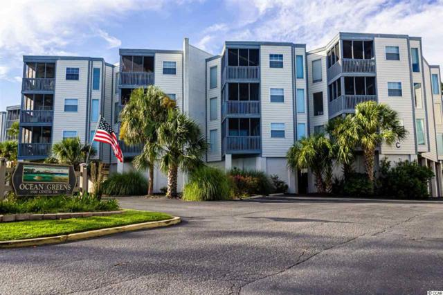 1500 Cenith Dr. C-303, North Myrtle Beach, SC 29582 (MLS #1916430) :: United Real Estate Myrtle Beach