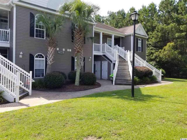 1145 Peace Pipe Pl. #103, Myrtle Beach, SC 29579 (MLS #1916439) :: Jerry Pinkas Real Estate Experts, Inc