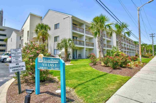 209 75th Ave. N 5202/5203, Myrtle Beach, SC 29572 (MLS #1916550) :: The Trembley Group | Keller Williams