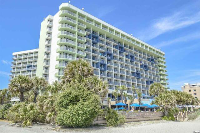 1105 S Ocean Blvd. #808, Myrtle Beach, SC 29577 (MLS #1916579) :: Jerry Pinkas Real Estate Experts, Inc