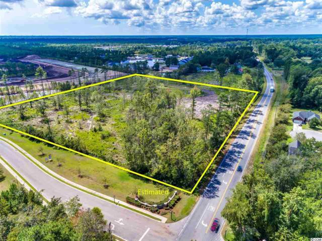 TBD Highway 90, Conway, SC 29526 (MLS #1916589) :: The Litchfield Company