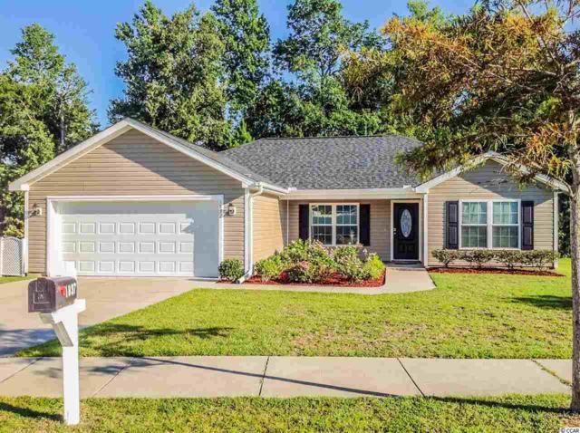 1837 Ronald Phillips Ave., Conway, SC 29527 (MLS #1916590) :: The Lachicotte Company