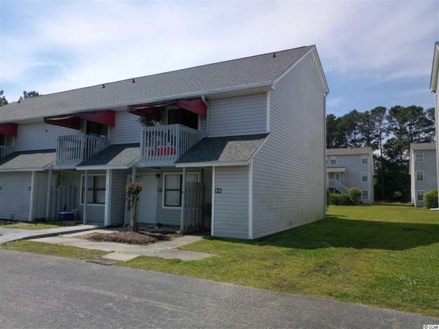 801 Burcale Rd. E-8, Myrtle Beach, SC 29579 (MLS #1916600) :: United Real Estate Myrtle Beach