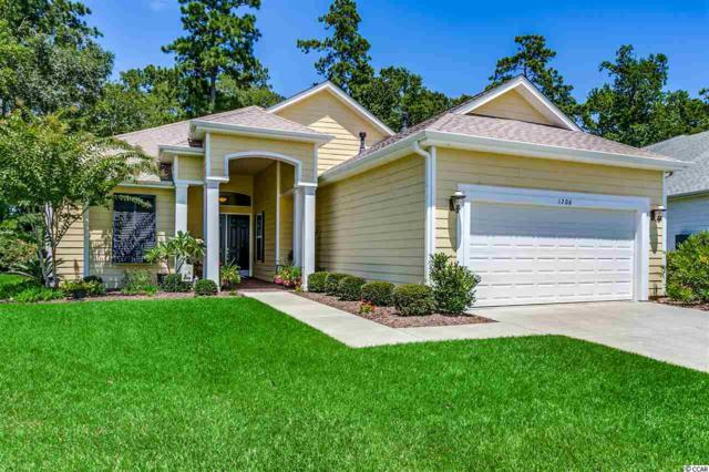 1206 Kiawah Loop, Murrells Inlet, SC 29576 (MLS #1916630) :: The Trembley Group