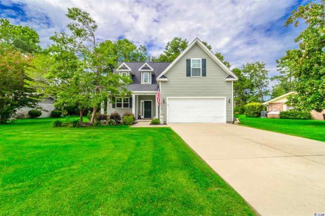 1107 Plantation Dr., Surfside Beach, SC 29575 (MLS #1916654) :: Berkshire Hathaway HomeServices Myrtle Beach Real Estate