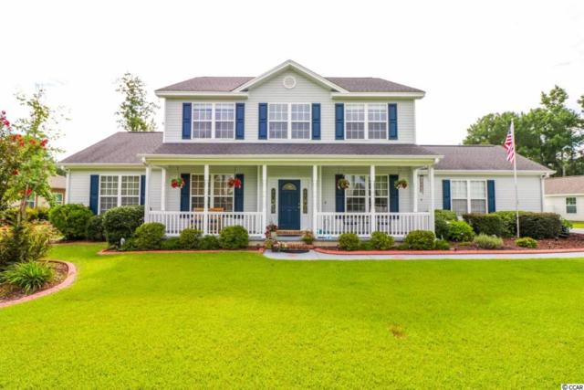 261 Ashepoo Creek Dr., Myrtle Beach, SC 29579 (MLS #1916725) :: The Hoffman Group