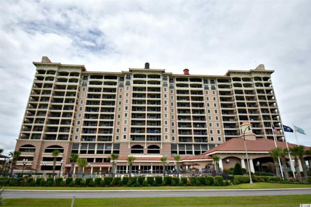 1819 N Ocean Blvd. #1209, North Myrtle Beach, SC 29582 (MLS #1916754) :: James W. Smith Real Estate Co.