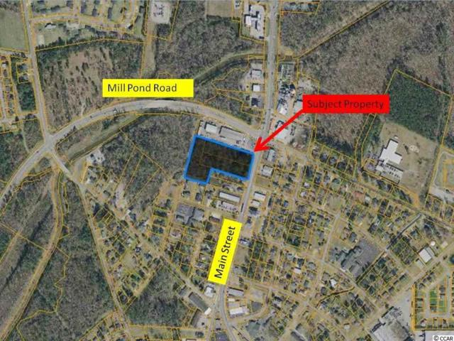 TBD Main St., Conway, SC 29526 (MLS #1916783) :: The Litchfield Company