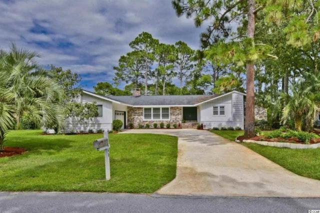 1461 Crooked Pine Dr., Surfside Beach, SC 29575 (MLS #1916827) :: Berkshire Hathaway HomeServices Myrtle Beach Real Estate