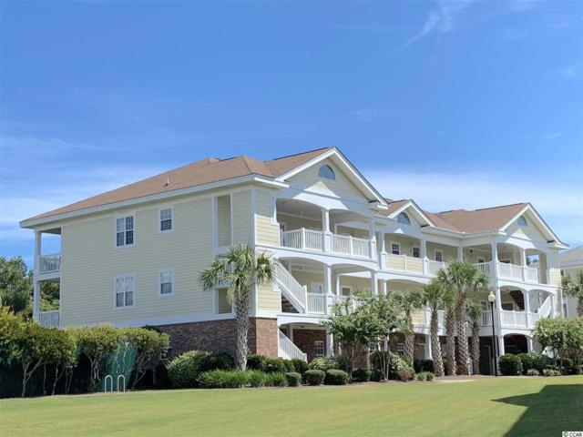 5801 Oyster Catcher Dr. #911, North Myrtle Beach, SC 29582 (MLS #1916894) :: Berkshire Hathaway HomeServices Myrtle Beach Real Estate