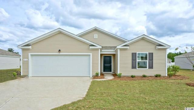 640 Coquina Bay Dr., Conway, SC 29526 (MLS #1916905) :: The Litchfield Company