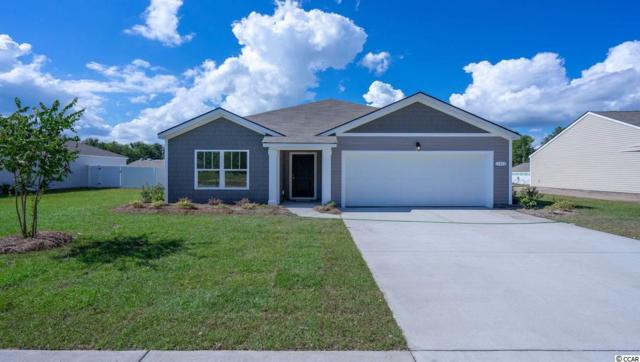 632 Coquina Bay Dr., Conway, SC 29526 (MLS #1916907) :: The Litchfield Company
