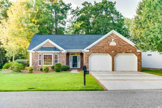 201 Glenwood Dr., Conway, SC 29526 (MLS #1916934) :: The Trembley Group