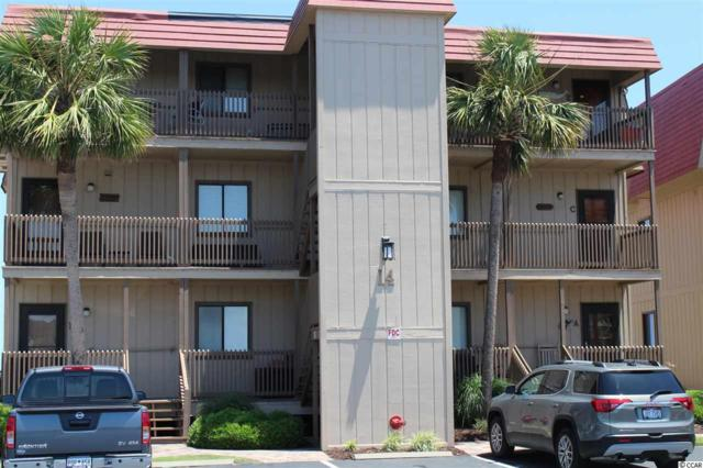 6309 North Ocean Blvd. 14-F, North Myrtle Beach, SC 29582 (MLS #1916946) :: Garden City Realty, Inc.