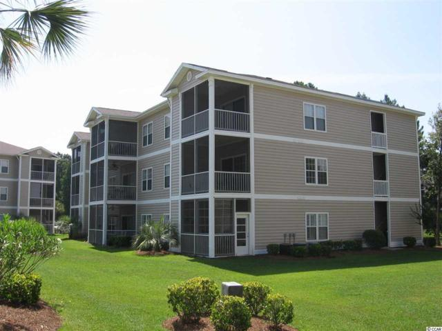 2482 Coastline Ct. #302, Murrells Inlet, SC 29576 (MLS #1916957) :: The Litchfield Company