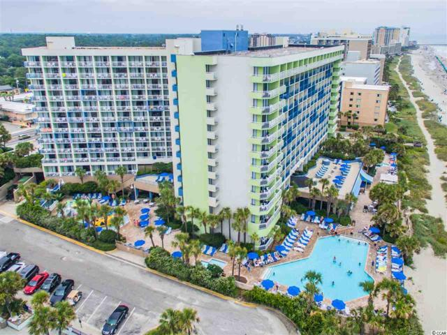 1105 S Ocean Blvd. #544, Myrtle Beach, SC 29577 (MLS #1916989) :: Jerry Pinkas Real Estate Experts, Inc