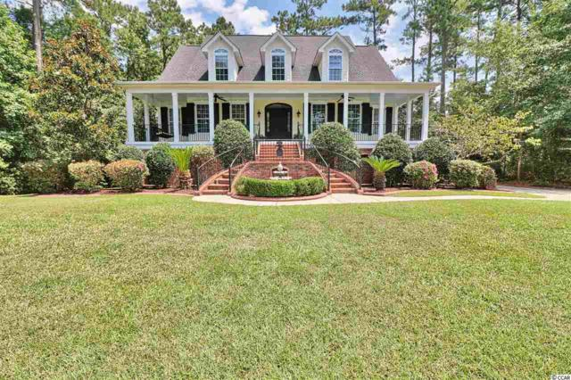 722 Woody Point Dr., Murrells Inlet, SC 29576 (MLS #1916990) :: The Litchfield Company