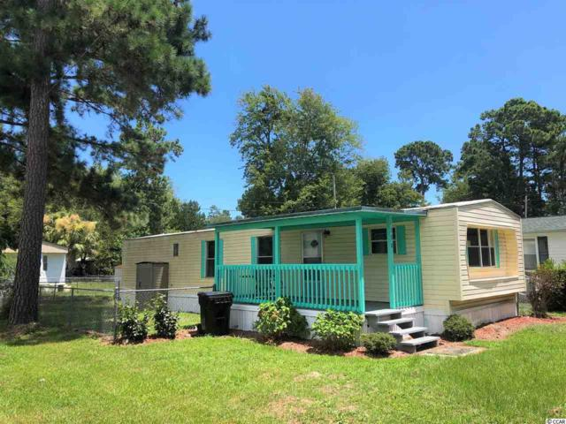 1508 Scorpio Ln., Myrtle Beach, SC 29575 (MLS #1917058) :: The Hoffman Group