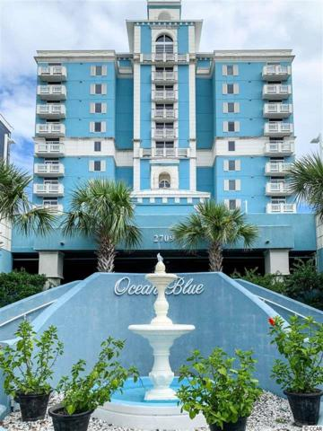 2709 S Ocean Blvd. #903, Myrtle Beach, SC 29577 (MLS #1917084) :: Garden City Realty, Inc.