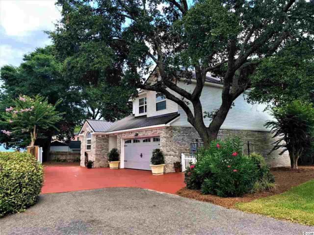 4001 Acorn Way, North Myrtle Beach, SC 29582 (MLS #1917159) :: The Litchfield Company