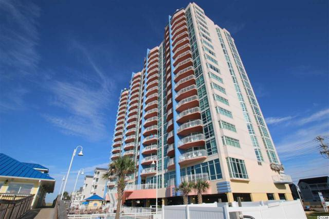 3500 N Ocean Blvd. #406, North Myrtle Beach, SC 29582 (MLS #1917184) :: The Hoffman Group