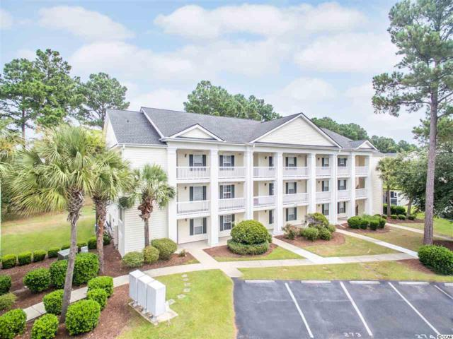 5040 Windsor Green Way #302, Myrtle Beach, SC 29579 (MLS #1917195) :: The Hoffman Group