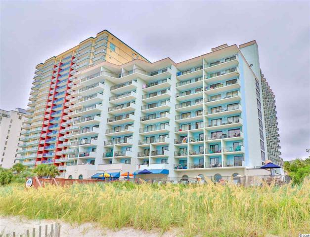 2001 S Ocean Blvd. #1010, Myrtle Beach, SC 29577 (MLS #1917198) :: Garden City Realty, Inc.