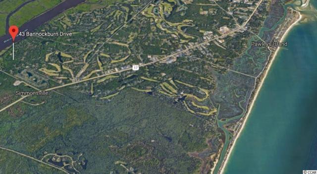 43 Bannockburn Dr., Pawleys Island, SC 29585 (MLS #1917237) :: Garden City Realty, Inc.