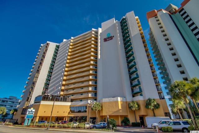 2710 N Ocean Blvd. #1906, Myrtle Beach, SC 29577 (MLS #1917272) :: Garden City Realty, Inc.