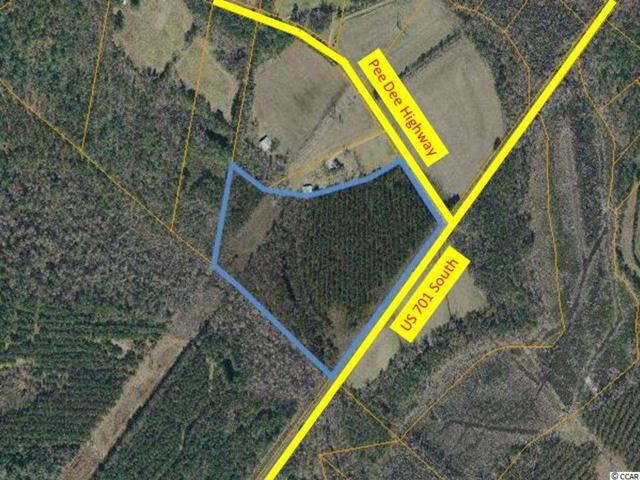TBD Highway 701 South, Conway, SC 29527 (MLS #1917280) :: The Lachicotte Company