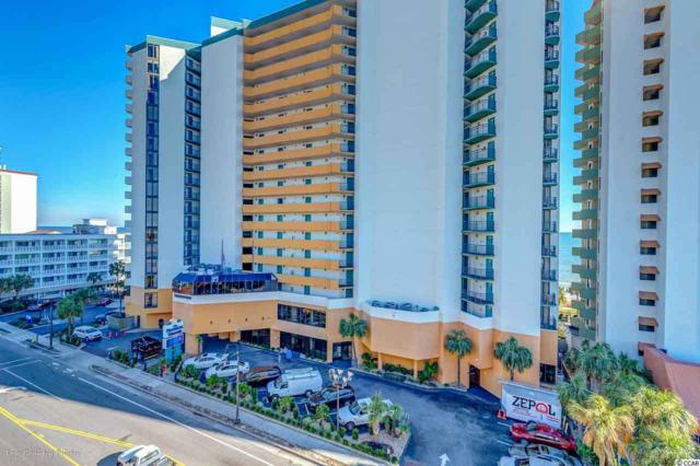 2710 N Ocean Blvd. #1006, Myrtle Beach, SC 29577 (MLS #1917282) :: Garden City Realty, Inc.