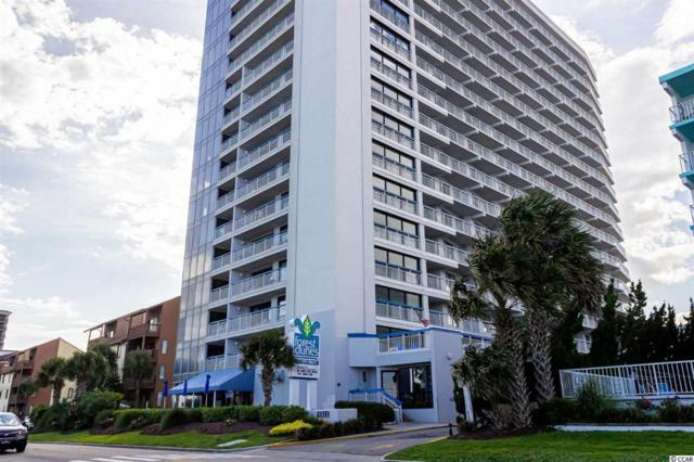 5511 N Ocean Blvd. #501, Myrtle Beach, SC 29577 (MLS #1917323) :: Keller Williams Realty Myrtle Beach