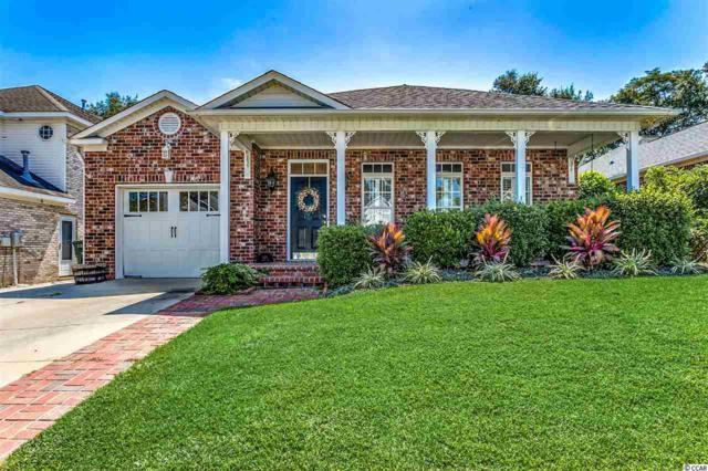 823 Arbor Ln., North Myrtle Beach, SC 29582 (MLS #1917332) :: The Litchfield Company