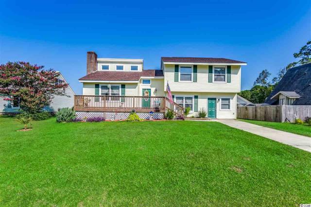 502 Plantation Dr., Surfside Beach, SC 29575 (MLS #1917384) :: Berkshire Hathaway HomeServices Myrtle Beach Real Estate