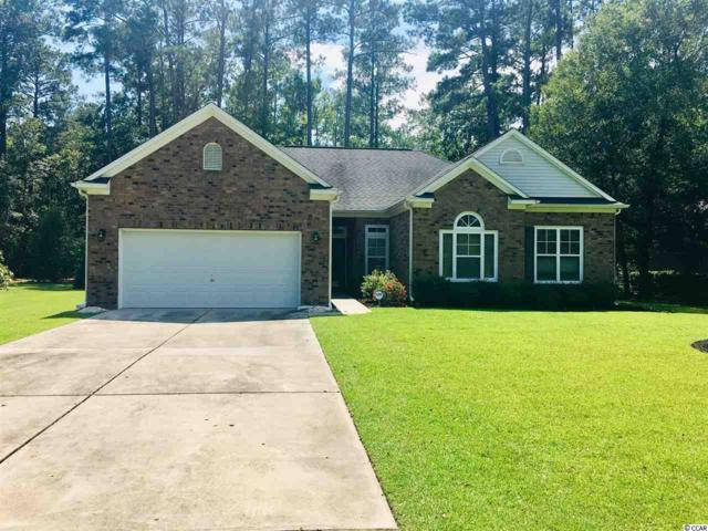 236 Tilly Ct., Conway, SC 29526 (MLS #1917393) :: The Litchfield Company