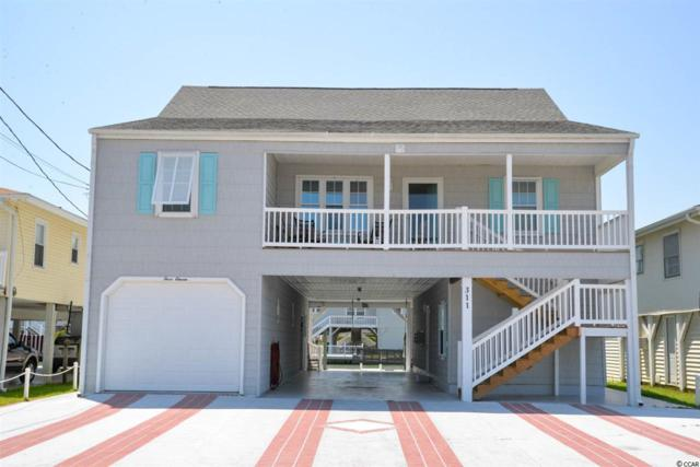 311 51st Ave. N, North Myrtle Beach, SC 29582 (MLS #1917408) :: Garden City Realty, Inc.