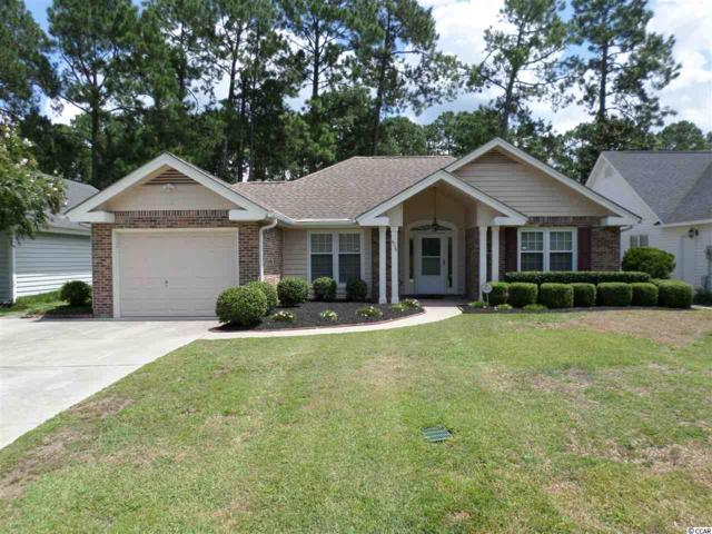 4730 Southern Trail, Myrtle Beach, SC 29579 (MLS #1917426) :: The Hoffman Group